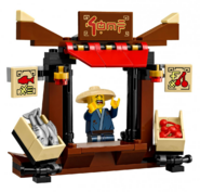 70607 Ninjago City Chase 2