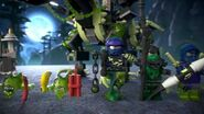 LEGO® Ninjago - Атака Дракона Моро
