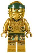 Legacy Golden Lloyd Minifigure
