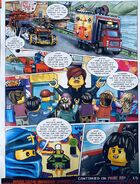 Ninjago magazine comic 1