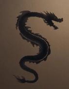 Дракон из сказки