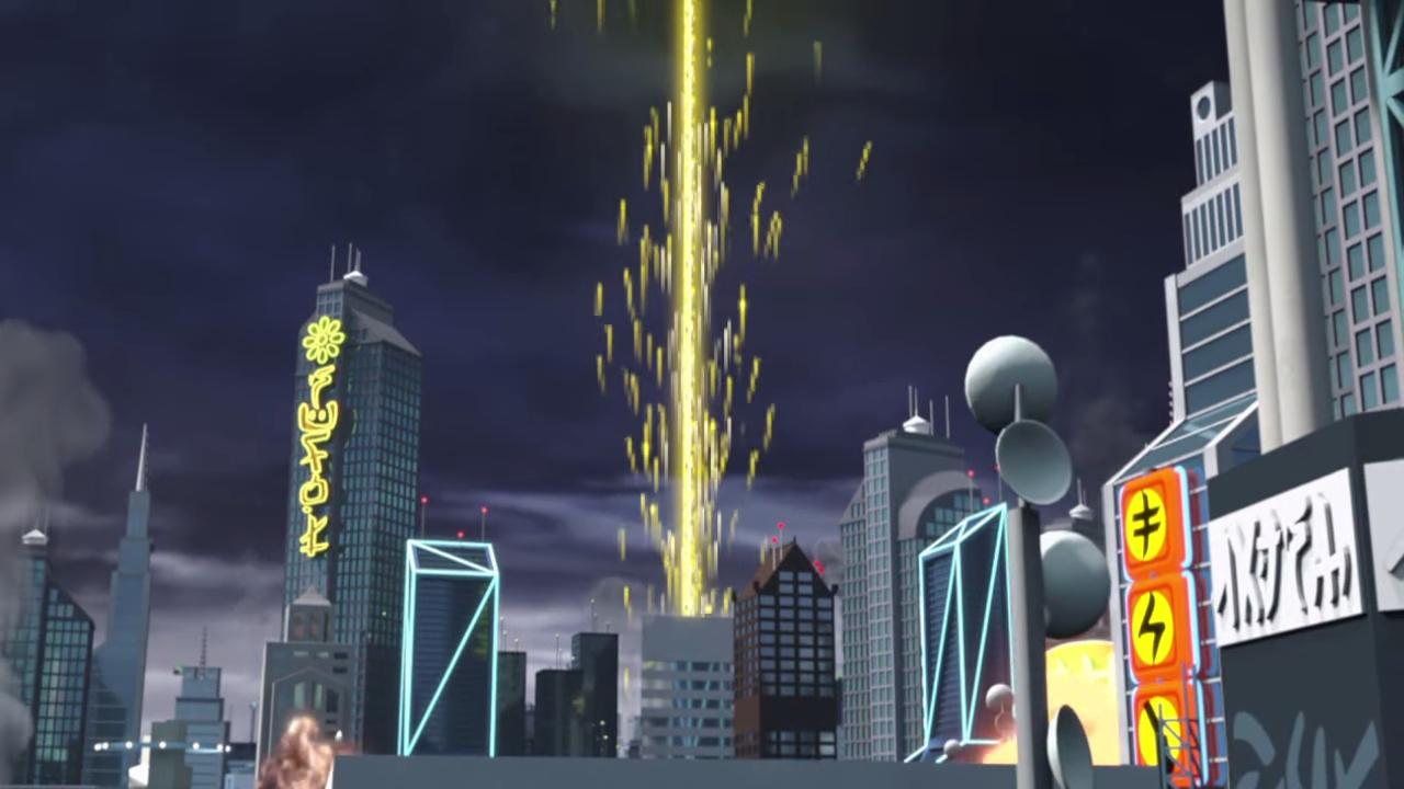 Attack from Prime Empire