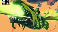 Ninjago Floyd Master of Dragons! Cartoon Network