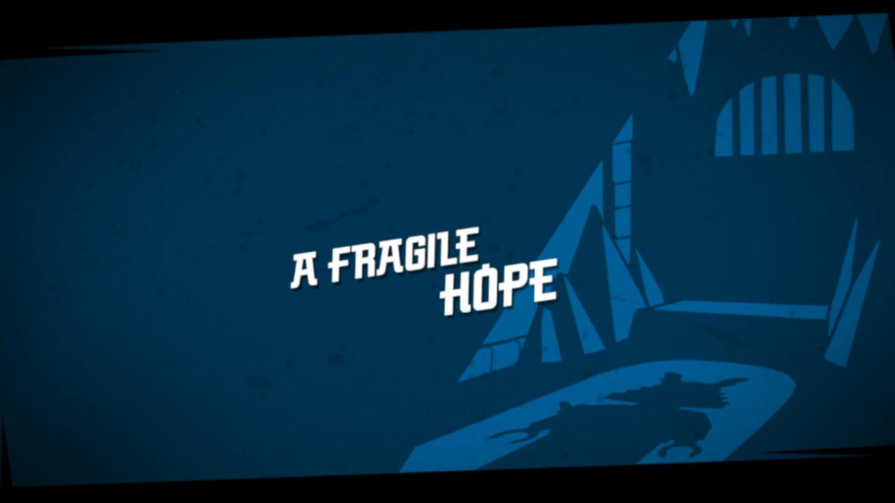 Хрупкая надежда