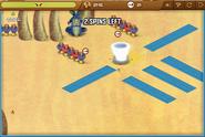 Sea of Sand Spinjitzu Spinball 5