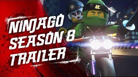 Sons of Garmadon - LEGO NINJAGO - Season 8 Trailer