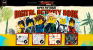 Super Awesome Digital Activity Book