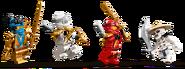 71753 Fire Dragon Attack Minifigures 2