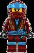 Legacy Nya Minifigure