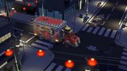 Noodle truck on crossway