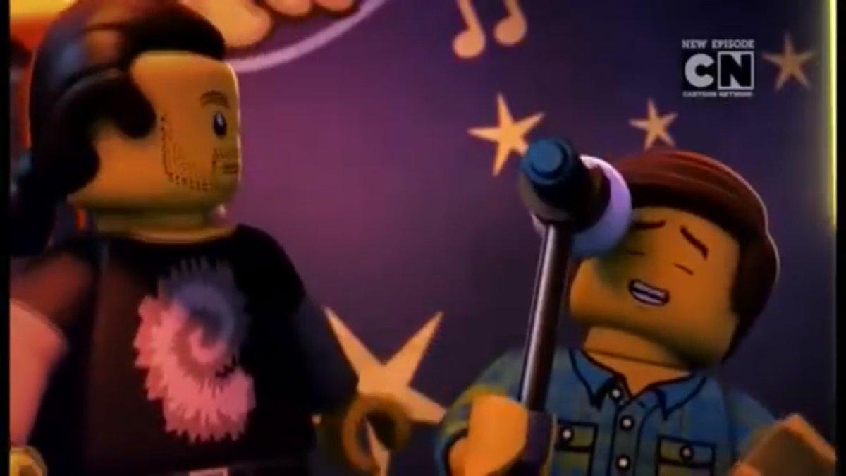 Джей Винсент (версия LEGO)