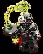 Cryptor DOTD Minifig CGI