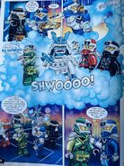 Ice Emperor comic
