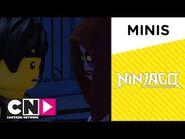 Ninjago - Where is The Creature? - Cartoon Network
