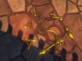 Golden Weapons