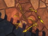 Golden Weapons
