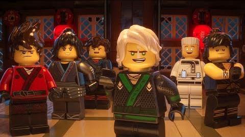 LEGO® NINJAGO® FILM- zwiastun PL