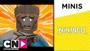 Ninjago Wasted True Potential Cartoon Network