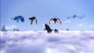 Ninjago Flight of the Dragon Ninja 61