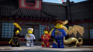 Ninjago Flight of the Dragon Ninja 9