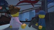 """Ninjago–Assault on Ninjago City–4'43"""""""