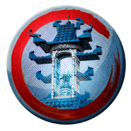 Temple Badge