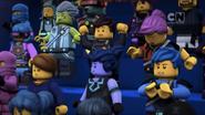 Crowd of avatars 2