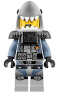 Movie Great White Minifigure