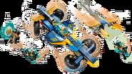 71752 Ninja Sub Speeder 3