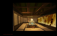Bounty dining room concept