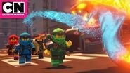 Fire Serpents in Ninjago City - Ninjago - Cartoon Network