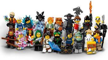 71019 Серия The LEGO Ninjago Movie