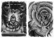 57357 Ninja Sketches 2010