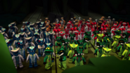 Serpentine army
