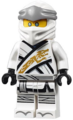 Legacy Zane Minifigure 2