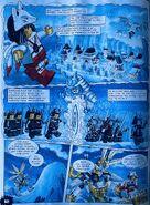 Akita backstory Ninjago magazine