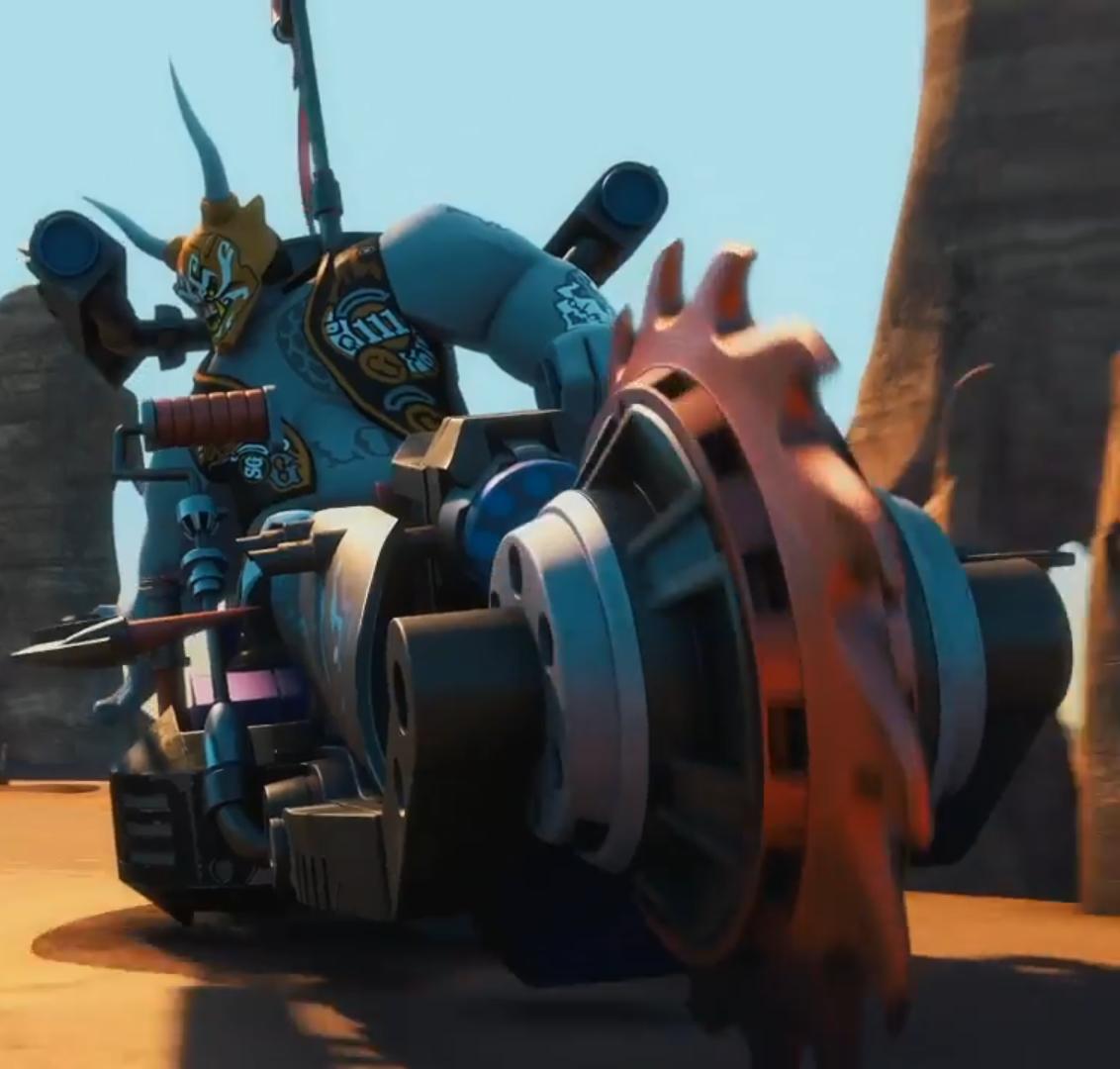 Oni Chopper