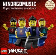 10 for Ninjago