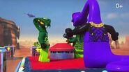 Истории Монастыря Кружитцу - Синяя молния - LEGO Ninjago