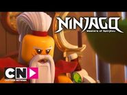 Ninjago - Nadakhan Returns Home - Cartoon Network