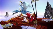 Ninjago Flight of the Dragon Ninja 42