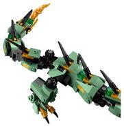 70612 Green Ninja Mech Dragon Reveal 14