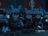 Вьюжные самураи