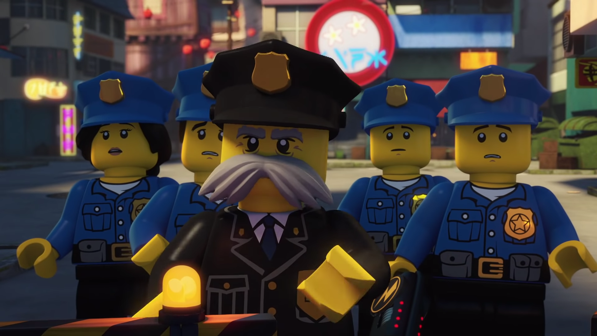 Ninjago Police