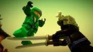 The green ninja 2 ep.4