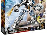 71738 Битва с роботом Зейна