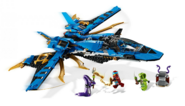 70668 Jay's Storm Fighter 2