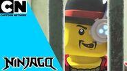 LEGO Ninjago Masters of Spinjitzu S2E03 Level Thirteen Cartoon Network