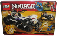 Ninjago 2263 Back Box