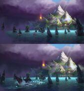 Island comparison